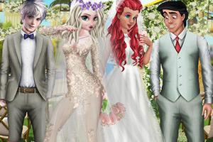甜蜜的婚礼