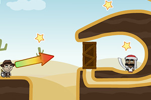 沙漠冒险家