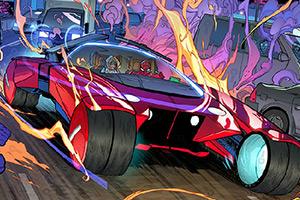 蜘蛛侠汽车找钥匙
