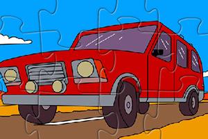 超级SUV拼图