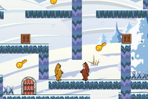 熊出没雪地大冒险2选关版