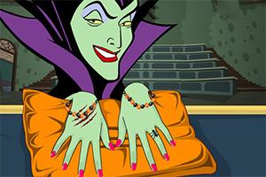 女巫爱美甲