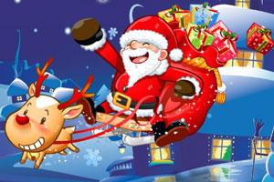 圣诞节记忆卡牌