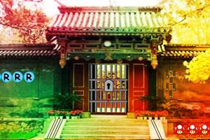 中国风庭院逃脱