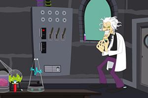 逃离疯狂实验室