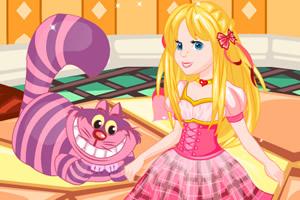 爱丽丝仙境公主梦