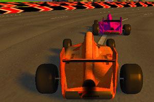 F1赛车竞速赛