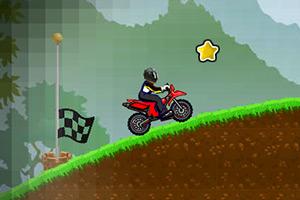 山地摩托车大赛