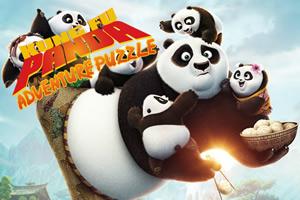功夫熊猫冒险拼图