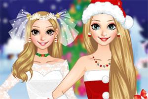 公主的圣诞婚礼