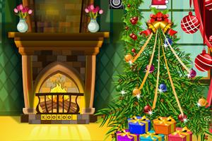逃出圣诞节礼物房间
