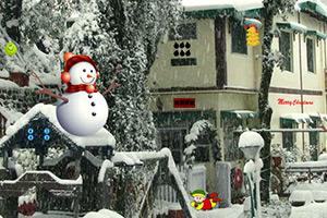 逃离温馨圣诞房2