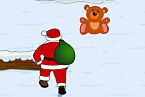 奔跑吧圣诞老公公
