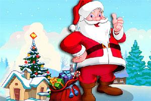 为圣诞老人换装