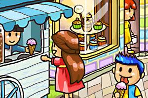 欢乐饮食街
