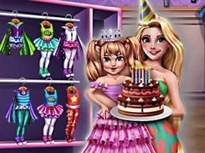 生日聚会装扮派对