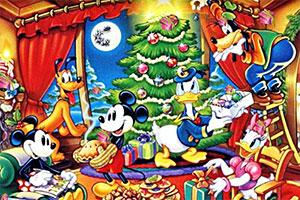 圣诞节寻找礼物