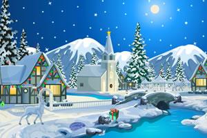 逃出圣诞小村