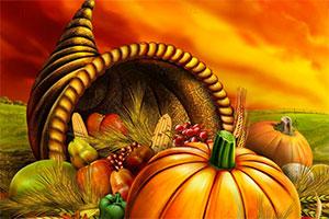 感恩节找数字