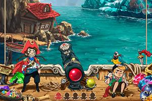 海盗兄妹泡泡龙3
