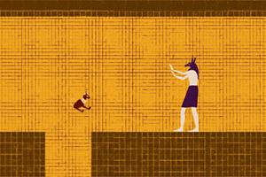 金字塔大逃亡