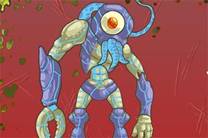 组装外星怪物