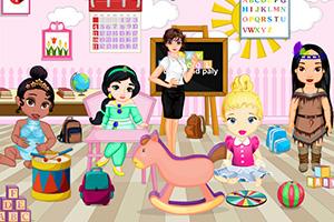 布置幼儿园游戏房