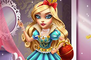 苹果公主大美容