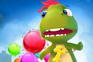 小恐龙泡泡龙