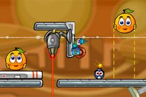 保护橙子太空旅行无敌版