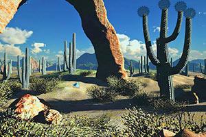 岩石沙漠逃脱