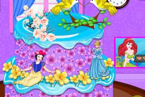 公主的春季蛋糕