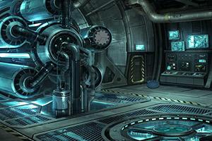 逃离科幻房间