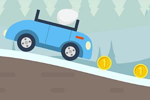载鸡蛋的小汽车