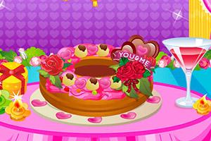 情人节甜甜圈
