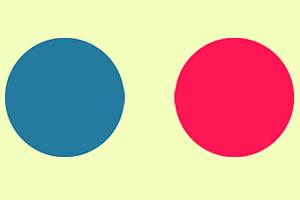 红蓝球记忆