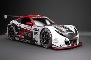 本田超级GT2赛车