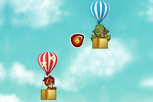 木奇灵氢气球大赛