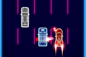 愤怒的霓虹车