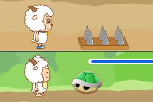 喜羊羊赛跑大会