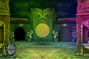 神秘的城堡逃脱3