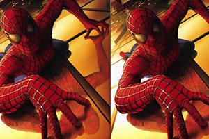 蜘蛛侠找不同