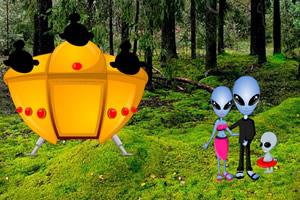 外星夫妇森林拯救