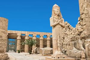 逃出埃及卡纳克神庙