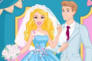 芭比拉斯维加斯婚礼