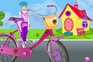 芭比的自行车事故