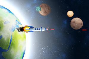 火箭保卫地球