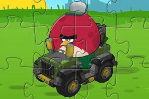 愤怒鸟开越野车