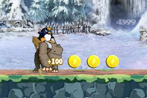 企鹅大冒险酷跑