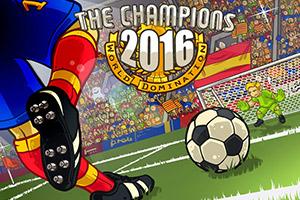 2016欧洲杯足球赛无敌版